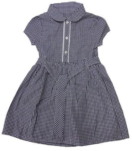 CSH0188N, Ex Major Highstreet Girls Gingham Dress with Belt £2.00.  PK12..