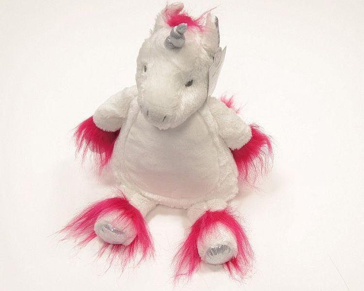 GP976, Large Unicorn Soft Toy £4.95.  PK6..