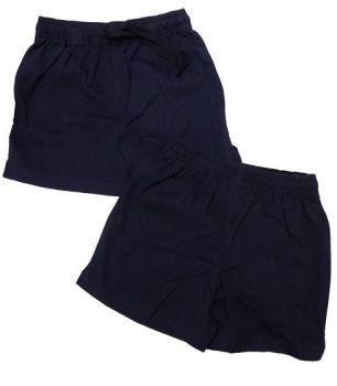 CSH0190, Ex M-S School PE Shorts 2 pack £2.00.  24PKS...