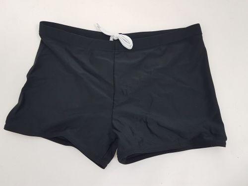 **X6766, Boys black swimming trunks £2.95.  pk12..