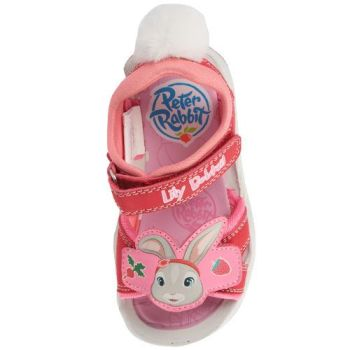 Official Lily Bobtail Girls Sandal £7.95.  pk18...