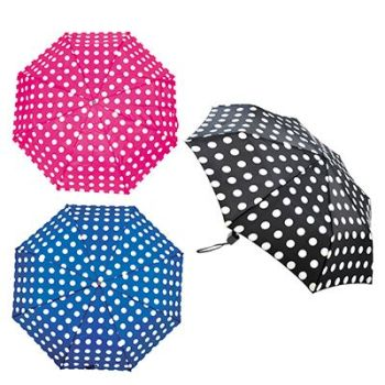 UU0187,  Ladies Supermini Umbrella £1.95.  pk12...