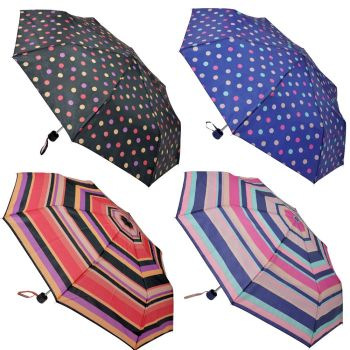 UU0326, Supermini Umbrella £1.95.  pk12...