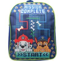 "**PAW1287, Official ""Paw Patrol"" Backpack £3.85.  pk6..."