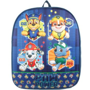 """*PAW1283, Official """"Paw Patrol"""" EVA Backpack £5.00.  pk6.."""
