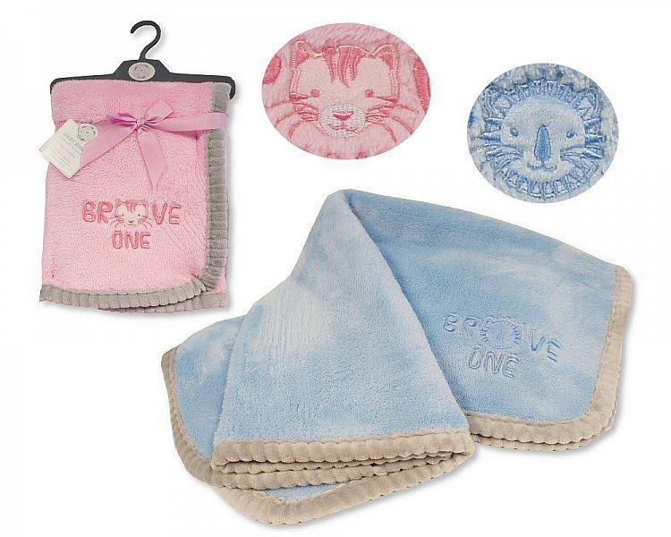 BW1021, Baby Wrap - Brave One £3.50.  PK3..
