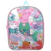 "*PEP1367, Official ""Peppa Pig"" Novelty Backpack £5.00.  pk6.."