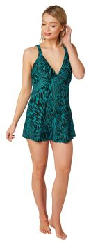"""OY22677, """"Oyster Bay"""" Brand Ladies Skirted Swimsuit £10.45.  pk8..."""