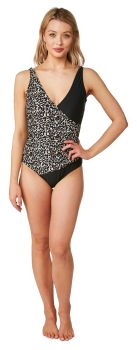 """OY22679, """"Oyster Bay"""" Brand Ladies Wrap Swimsuit £8.90.  pk8..."""
