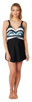 "OY22685, ""Oyster Bay"" Brand Ladies Skirt Swimsuit £10.45.  pk8..."
