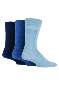 SOMRD03, Mens Diabetic Gentle Grip Socks.  1 dozen..