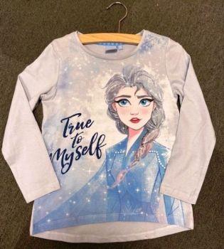 """Code:6642, Official """"Frozen"""" Girls Long Sleeve Top £2.50.  pk13..."""