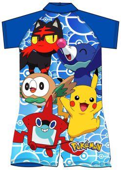 """PO8967, Official """"Pokemon"""" Boys Surf Suit £4.95.  pk12..."""