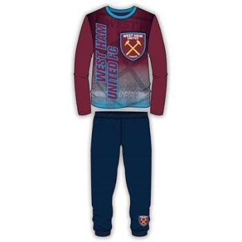 "**Code:27767, Official ""West Ham Utd FC"" Boys Pyjama £4.40.  pk18..."