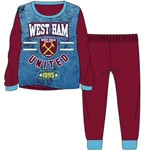 "**WH33033, Official ""West Ham"" Boys Pyjama £4.75.  pk36...."