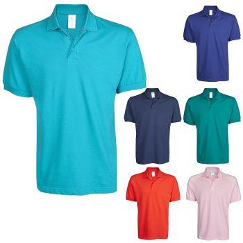*21A1174, Mens Polo T shirt £2.00.  pk50...