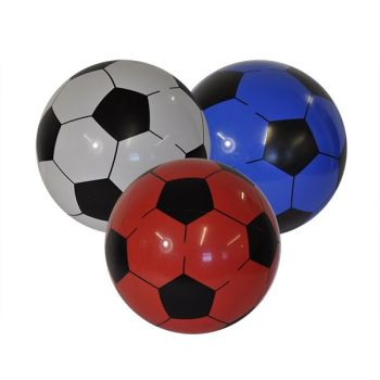 Code:53011, Inflatable Football Design Beach Ball £0.50.  pk12...