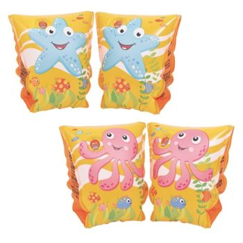 Code:837464, Inflatable Arm Bands- Sea Life Design £0.80.  pk12...
