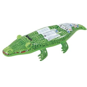 Code:831225, Inflatable Crocodile Design Rider £4.25.  pk6...