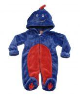 *J8028, Baby Boys Novelty All in One- Dinosaur £3.95.   pk12..