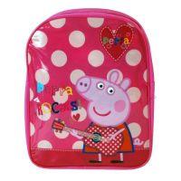 "PEP1204, Official ""Peppa Pig"" Backpack £2.95.  pk12..."