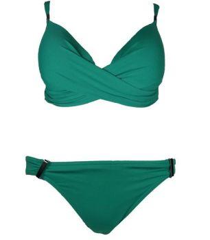 LSW0108, Ex M-S Ladies Jade Bikini Set £3.00.  PK12..
