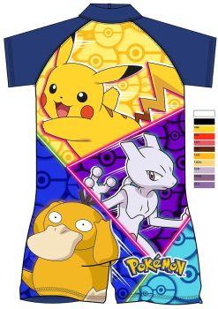 WH32065, Official Pokemon Boys Surf Suit £4.50.  pk36...