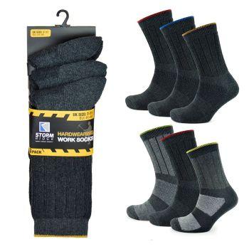 SK050, Mens work socks £6.75 a dozen.  2 dozen....