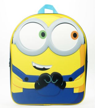 "MIN2063, Official ""Minions"" Backpack £5.50.  pk6.."