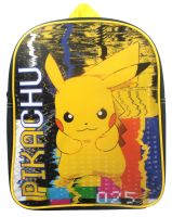 "POK1477, Official ""Pokemon"" Backpack £6.50.  pk6..."