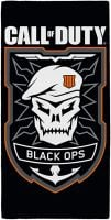 "**V0962, Official ""Call of Duty""""Black Ops 4"" Beach Towel £5.25.  pk6..."
