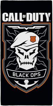 "**V0962, Official ""Call of Duty""""Black Ops 4"" Beach Towel £5.25.  pk6..."