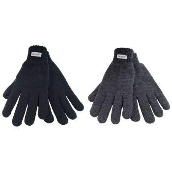 GL130, Mens Thinsulate Knitted Gloves £1.85.   pk12..