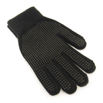 GL313, Adults Thermal Magic Gripper Gloves £0.65.  pk12...