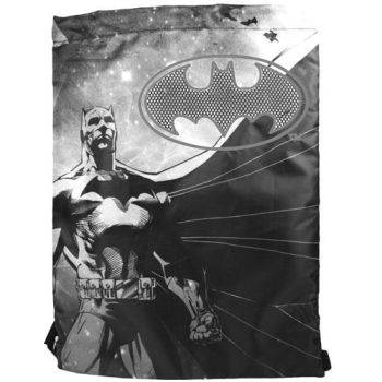 "BAT496, Officlal ""Batman"" Trainer Bag £2.95.  pk12.."