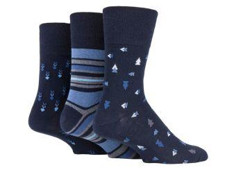 """SOMRJ577, Mens """"Gentle Grip"""" design socks.  1 dozen.."""