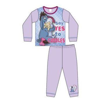 """*Code:33129, Official """"Eeyore"""" Girls Pyjama £3.40. pk18..."""