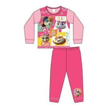 "*Code:33122, Official ""44 Cats"" Girls Pyjama £3.40. pk18..."
