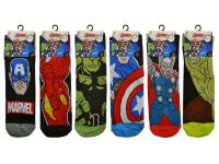 MAR7764, Official Marvel Avengers Mens Socks.  1 dozen....