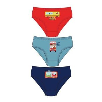 "Code:33239, Official ""Hey Duggee"" boys 3 in a pack briefs £1.80. 18pks.."