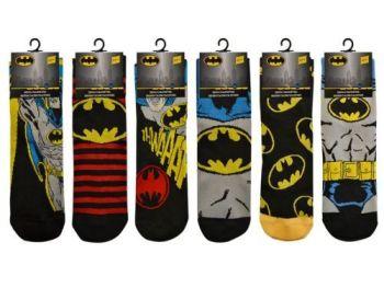 "BAT1764, Official ""Batman"" Mens Socks £7.80 a dozen.  10 dozen...."