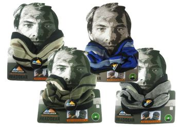 "HAI765A,  Adults ""ROCKJOCK"" Neck Warmer £2.10.  pk12.."