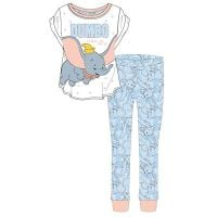Code:33393, Ladies Dumbo Pyjama £6.25. pk24..