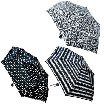 UU0276,  Ladies Umbrella with Ball Handle £1.95.  pk12...