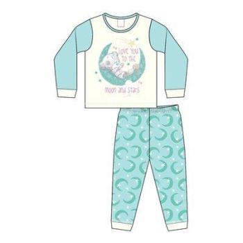 *Code:33528, Official Tiny Tatty Teddy Baby Girls Pyjama £3.10. pk18....