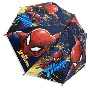 "*Code:9712, Official ""Spiderman"" Umbrella £2.95.  pk6.."