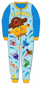 """WH35001, Official """"Hey Duggee"""" Boys All in One £5.50.  pk12..."""