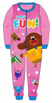 """WH35012, Official """"Hey Duggee"""" Girls All in One £5.50.  pk12..."""