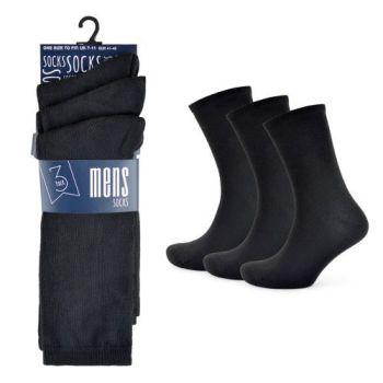 SK118, Mens Black Socks £3.85 a dozen.   10 dozen.....