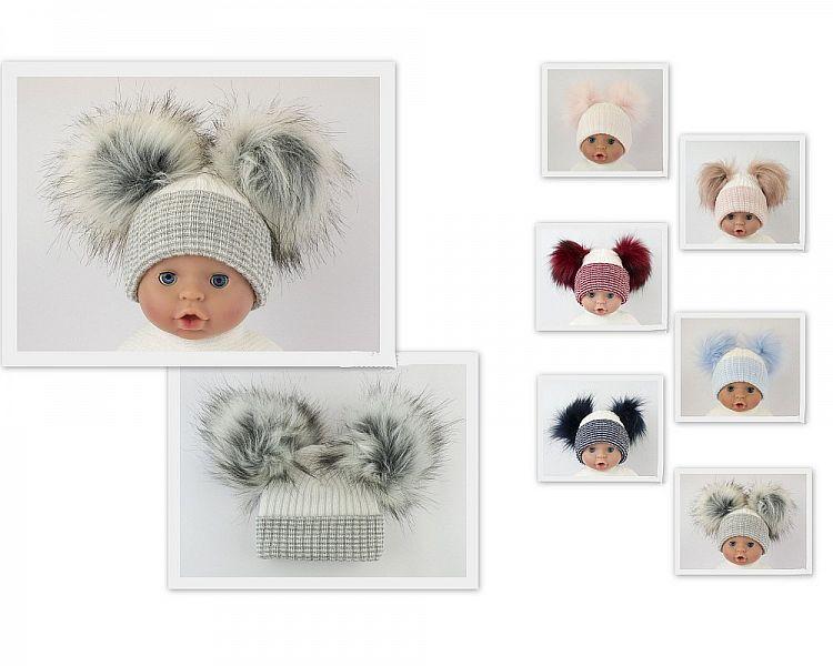 Baby Pom Pom Hats/Scarf